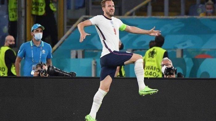 Top Skor Euro 2020, Harry Kane, Sterling, dan Dolberg Ancam Ronaldo