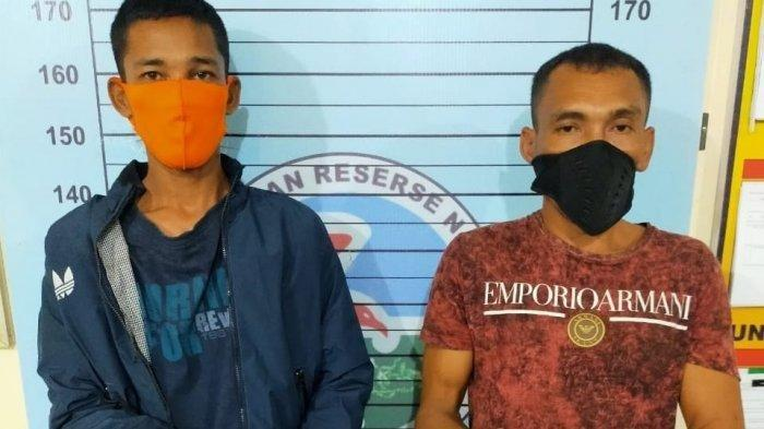 Polisi Ringkus Dua Pemilik Narkoba, Disembunyikan di Celana Dalam