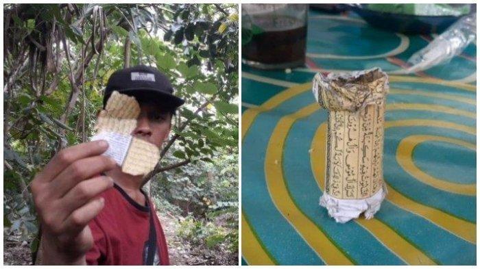 Kertas Alquran Jadi Bahan Pembungkus Petasan di Tangerang, Polisi Turun Tangan