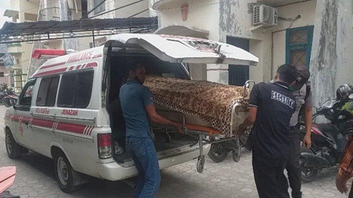 Kerangka di Bireuen Diduga Rahmad Mouli, Keluarga Bawa Pulang Jenazah