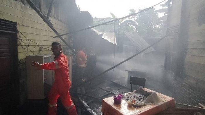 Satu Rumah Warga Bireuen Terbakar