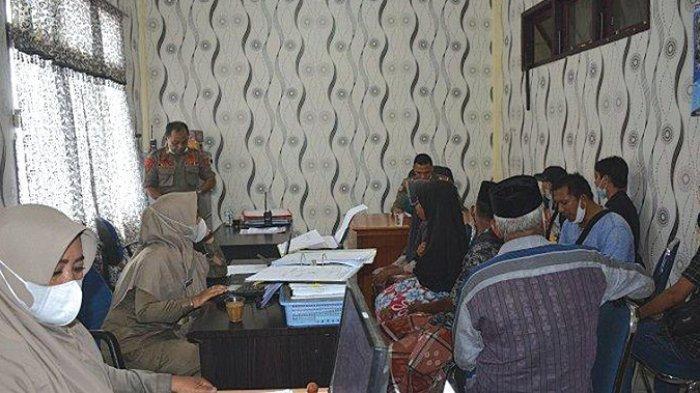 Enam Pencari Sumbangan yang Catut Nama Masjid Diringkus