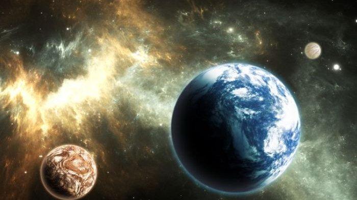 Ada Tanda Kehidupan di Kelas Planet yang Baru Ditemukan