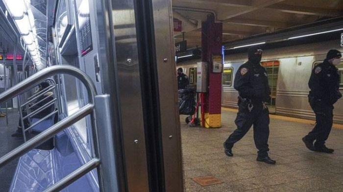 4 Insiden Penusukan Beruntun Terjadi di Kereta Bawah Tanah, 2 Korban Tewas, New York Geger