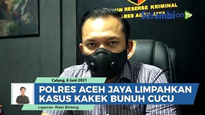Kakek Tega Bunuh Cucu yang Baru Lahir Sebulan di Aceh Jaya