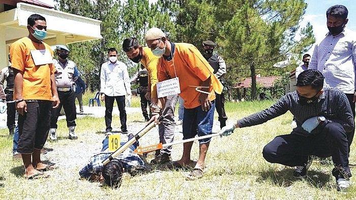 Pedagang asal Aceh Utara Dipukul hingga Tewas, Lalu Dibacok