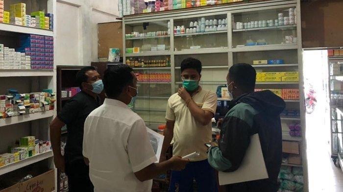 Polresta Deliserdang Gerebek Apotek Yang Jual Obat Covid-19 Terlalu Mahal, Dua Karyawan Diamankan