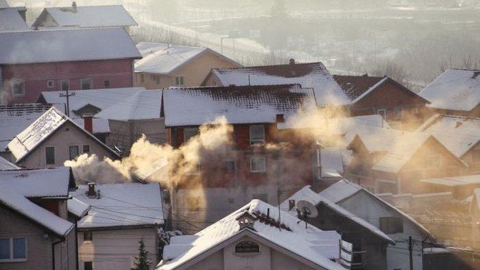 Polusi Udara Tingkatkan Risiko Gangguan Penglihatan