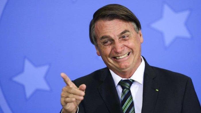 Presiden Brasil Didenda karena Langgar Protkes