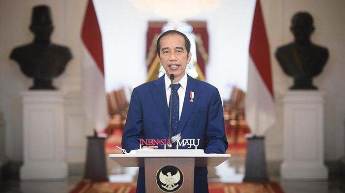 Sebut Indonesia Beruntung, Jokowi Targetkan Vaksinasi Covid-19 Selesai Akhir Tahun