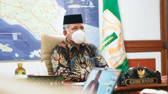 Gubernur Buka Workshop Tantangan Media Perkuat Literasi Keuangan Syariah