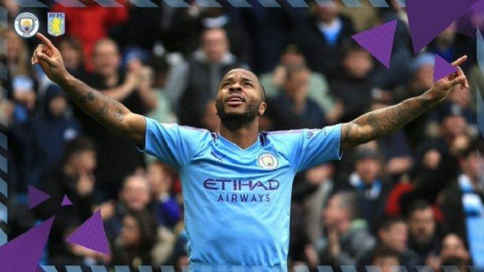 Raheem Sterling Bawa The Citizens Kokoh di Puncak