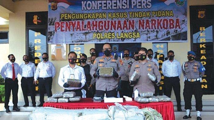 Diongkosi Rp 15 Juta, Sultan Dicokok Saat Bawa Ganja dari Gayo Lues