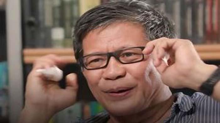 PT SC Minta Rocky Gerung Bongkar Rumah di Bojong Koneng