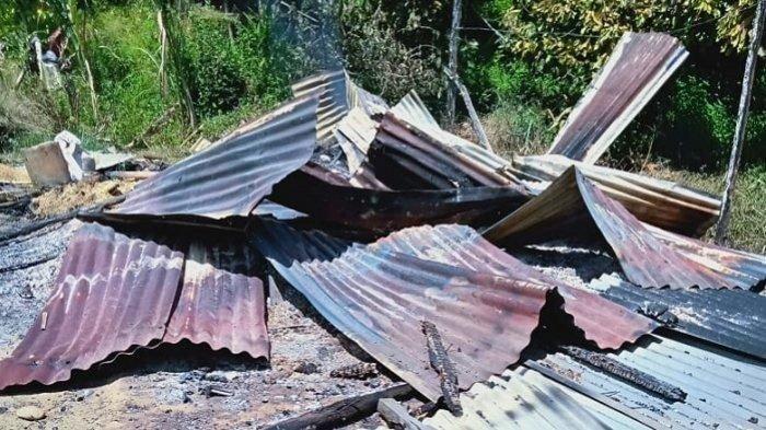 Rumah Warga Gayo Lues Terbakar, Damkar Tak Datang