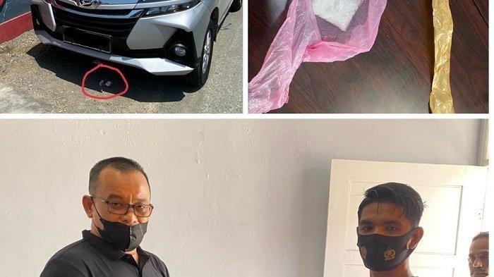 Sabu-Sabu Tak Bertuan Ditemukan di Rutan Sigli
