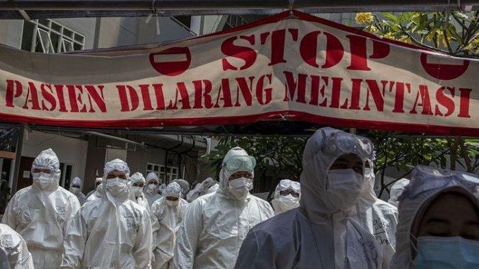 Kasus Covid di Indonesia Jauh Lebih Banyak dari Data Resmi