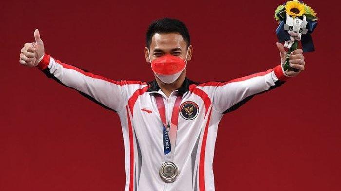 Eko Yuli Raih Perak Olimpiade dan Bidik Rekor Spesial Lainnya