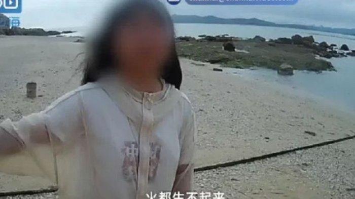 Dianggap Nakal, Gadis Cina Dibuang Orang Tuanya ke Pulau Terpencil
