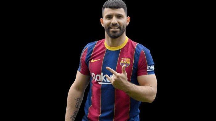 Sergio Aguero Punya Alasan Tak Pakai Nomor Messi