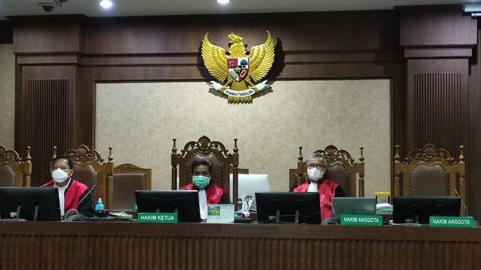 Ilustrasi persidangan tindak pidana