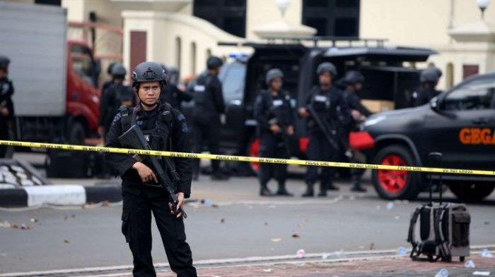 Enam Teroris Penyerang Mako Brimob Depok Divonis Mati, Tak Seorang pun Banding