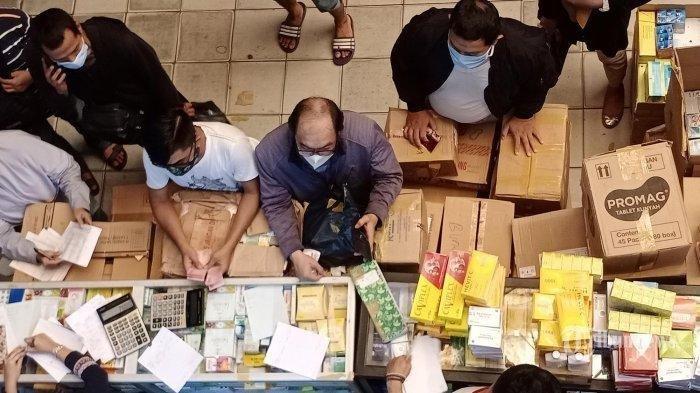 Tiga Kelompok Penimbun Obat dan Oksigen Selama Pandemi Ditangkap Polisi