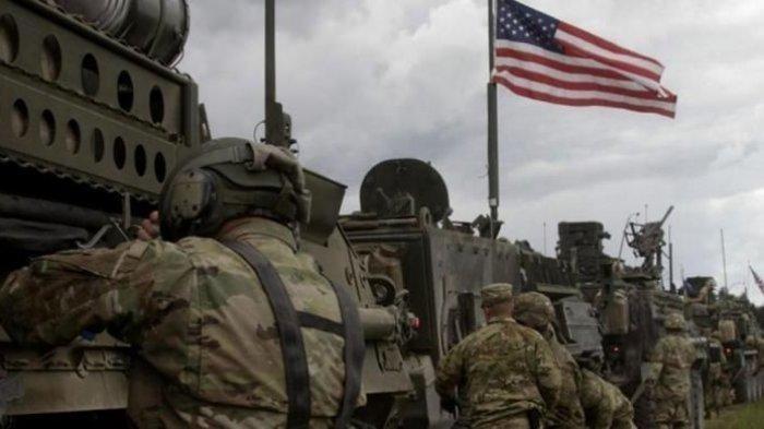 Presiden AS Naikkan Anggaran Pertahanan Untuk Melawan China dan Rusia