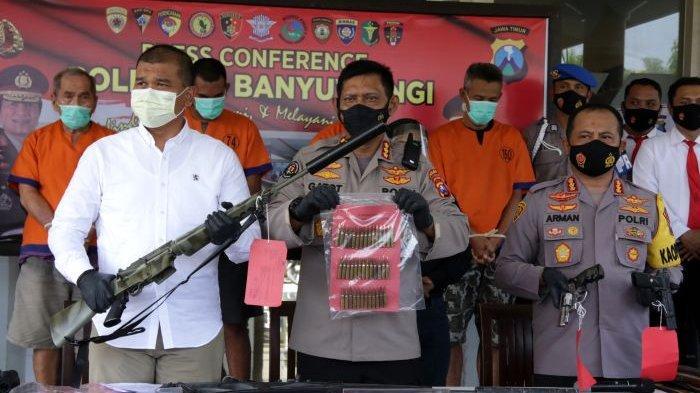22 Ribu Warga Sipil di Jawa Tengah Miliki Senjata Api