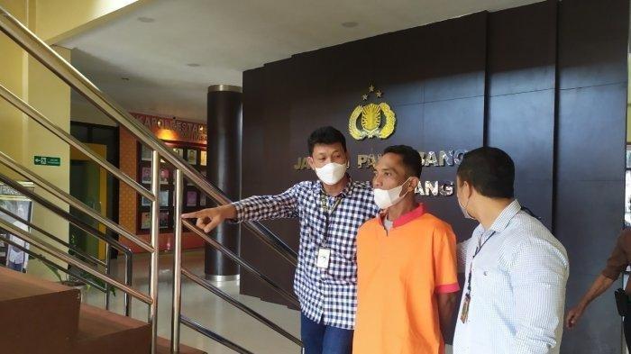 Bawa 100 Butir Ekstasi, Sopir Travel Gelap Palembang-Lampung Ditangkap Polisi di Palembang