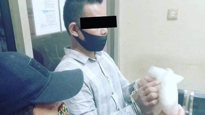 Polisi Gagalkan Penyelundupan 1 Kg Sabu di Bandara SIM, Pelaku Sempat Berusaha Kabur