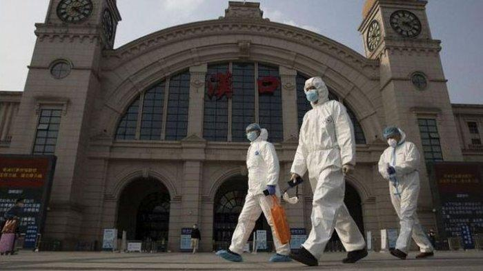 Empat Skenario Asal Mula Virus Corona di Wuhan