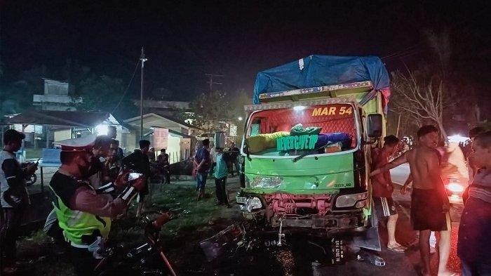 Tabrak Dump Truck Hino, Pengemudi Sepmor Tewas