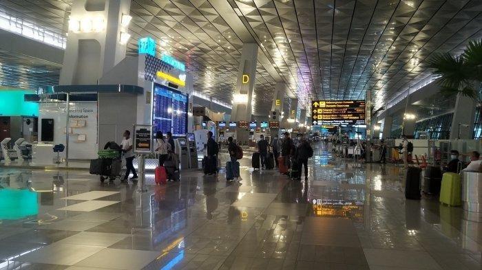 Bandara Soetta Keluarkan Peraturan Baru, Penumpang Tidak Perlu Lagi Bawa STRP