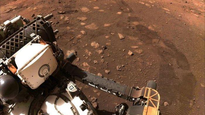 NASA Berhasil Mengekstraksi Udara di Mars Jadi Oksigen
