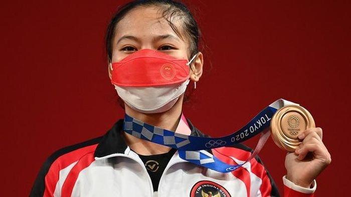 Windy Cantika Harumkan Nama Indonesia di Olimpiade Tokyo