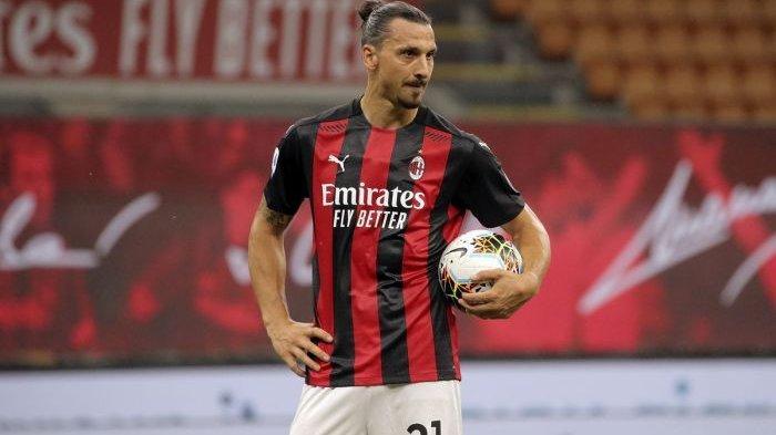 Sepakati Kontrak, Kemesraan Ibrahimovic - AC Milan Berlanjut