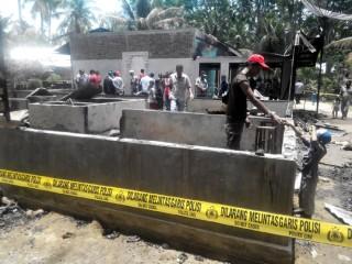 Rumah Warga Jeunieb Dilalap Sijago Merah