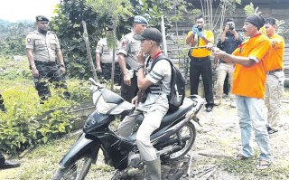 Pelaku Terancam Hukuman Mati, Polisi Rekonstruksi Pembunuhan Mandor Sawit