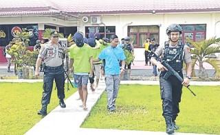 Polres Aceh Timur tak Sebut Nama 16 Tersangka Narkoba