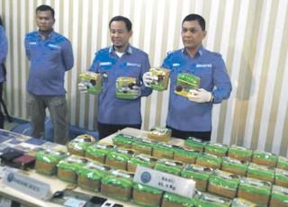 Pria Asal Banda Raya Kendalikan Peredaran Sabu Aceh‑Lampung
