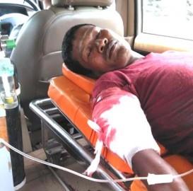 Penjual Jambu dan Es Krim Duel di Tempat Pesta, Satu Masuk Rumah Sakit, Satu Ditahan