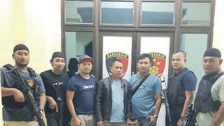 Perampok di Perusahaan Sawit Tamiang Diringkus
