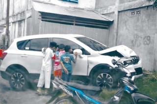 Pedagang Sabu Terlibat Kejar kejaran dengan Polisi
