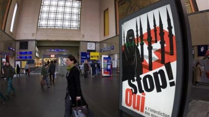 Politisi Swiss Prakarsai Gerakan Melarang Niqab