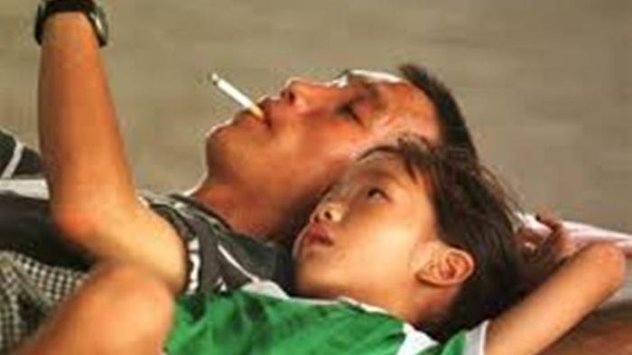 Anak dengan Ayah Perokok Aktif Lebih Rentan Terkena Leukimia