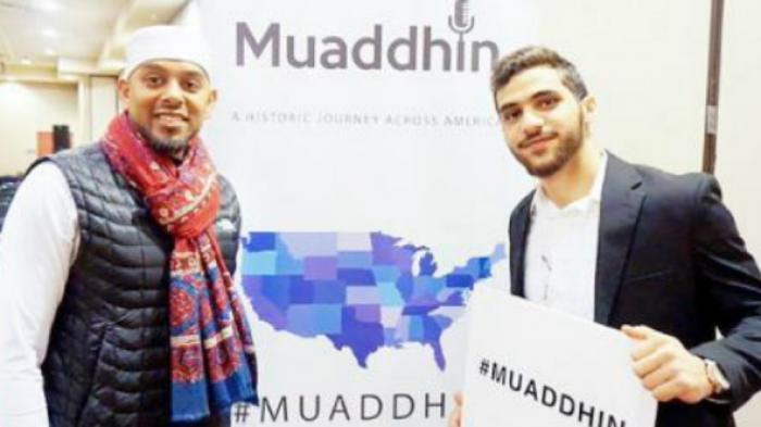 Jameel, Pemuda Tampan Ini Keliling AS Untuk Kumandangkan Azan