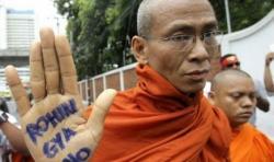 Biksu Teroris Ahsin Wirathu Terus Terang Benci Kitab Suci Al-Quran