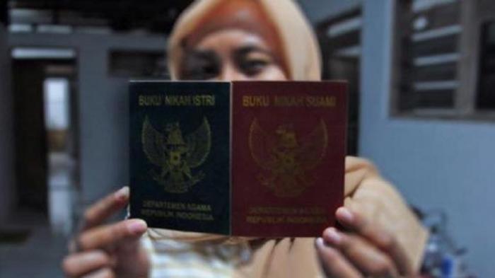 50 Jutaan Warga Indonesia yang Belum Miliki Buku Nikah