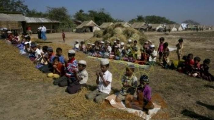 Muslim Rohingya Lebih Menderita Ketimbang Muslim Gaza